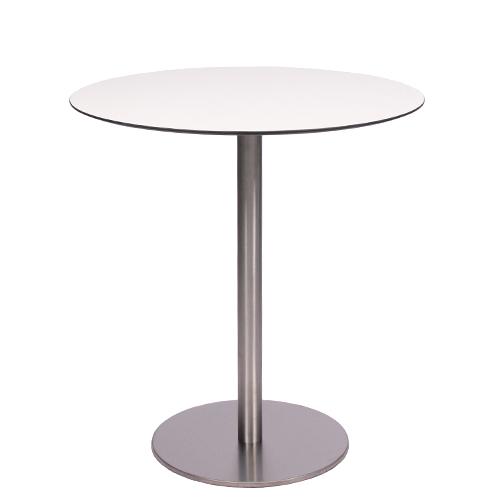 Möbel aus Edelstahl, Teakholzmöbel
