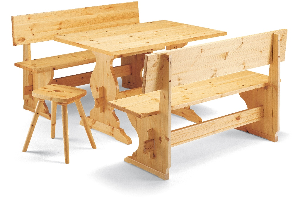 Holzsitzgruppe ELSA
