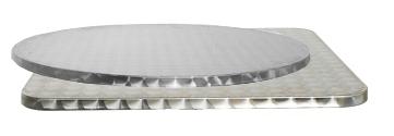 pemora INOX Tischplatten